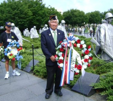 Celebrating National Korean War Veterans Armistice Day
