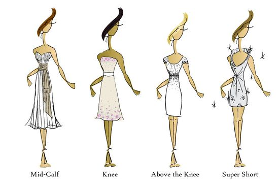Length dress