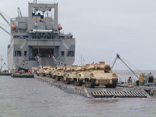 Nation Defense Transportation