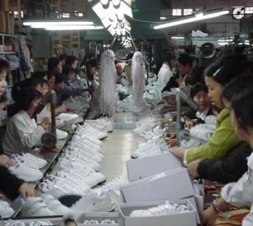 What are sweatshops?