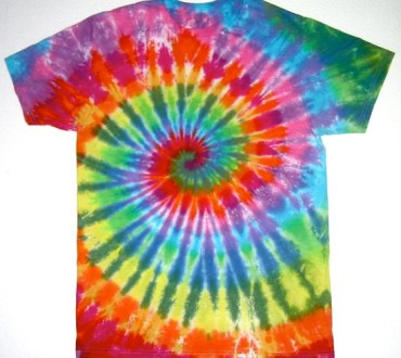 What Tie Dye Means