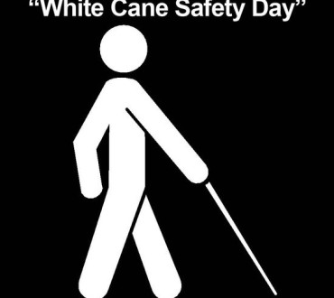 Observing White Cane Safety Day