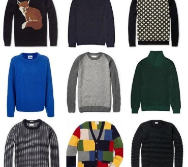 What to Wear with Sweaters
